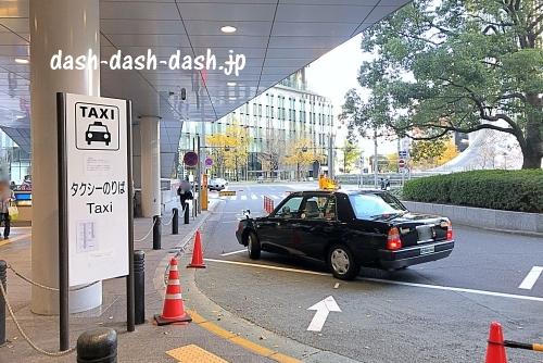 名古屋駅桜通口タクシー乗り場