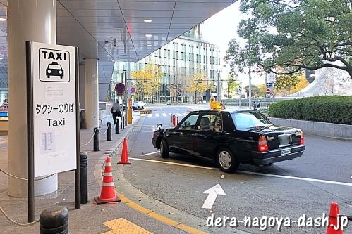 名古屋駅桜通口タクシーのりば(JR・地下鉄)