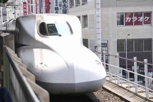 新幹線(名古屋駅)