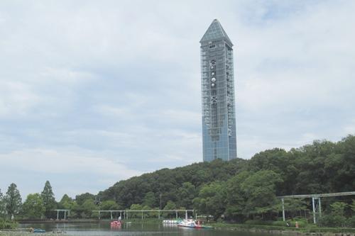 東山スカイタワー(名古屋市千種区)