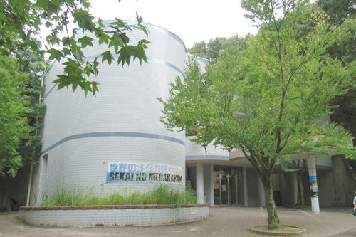 東山動物園(名古屋市千種区)世界のメダカ館